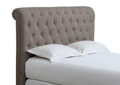 Modus Furniture Geneva Royal California King Upholstered Headboard