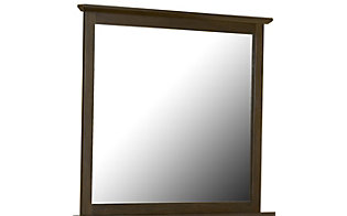 Modus Furniture Paragon Brown Mirror