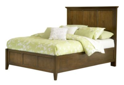 Modus Furniture Paragon Brown Queen Bed
