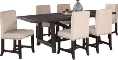 Modus Furniture Yosemite 7 Piece Dining Set