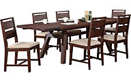 Modus Furniture Portland 7-Piece Dining Set