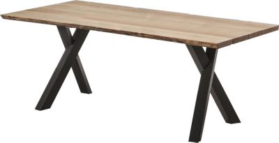 Modus Furniture Live Edge Table