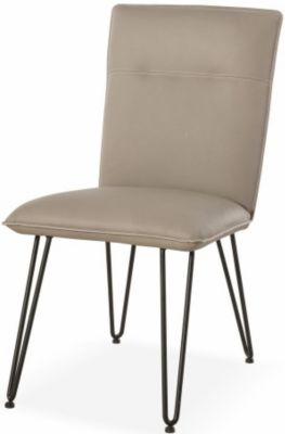 Modus Furniture Demi Taupe Side Chair