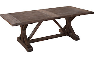 Modus Furniture Cameron Trestle Table