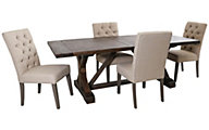 Modus Furniture Crossroad 5-Piece Dining Set