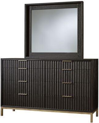 Modus Furniture Kentfield Dresser with Mirror