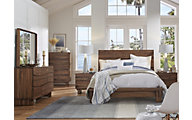 Modus Furniture Ocean 4-Piece Queen Bedroom Set