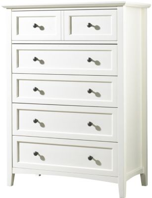 Modus Furniture Paragon White Chest