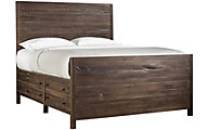 Modus Furniture Townsend King Storage Bed