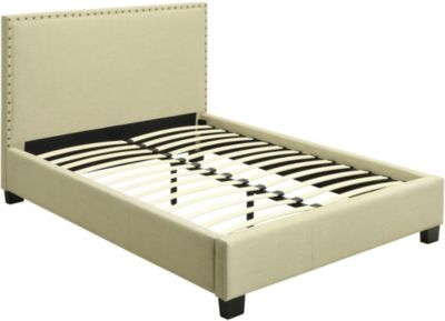 Modus Furniture Geneva Tavel Full Upholstered Bed