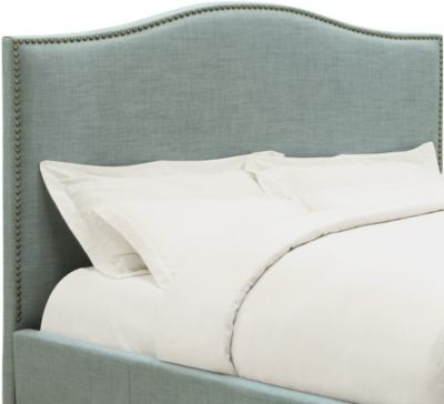 Modus Furniture Geneva Ariana Queen Upholstered Headboard