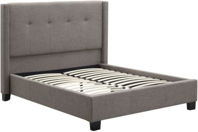 Modus Furniture Geneva Madeleine Full Upholstered Bed
