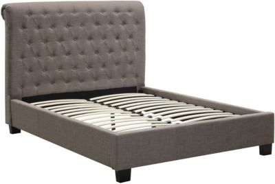 Modus Furniture Geneva Royal Full Upholstered Bed