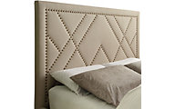 Modus Furniture Geneva Vienne King Upholstered Headboard