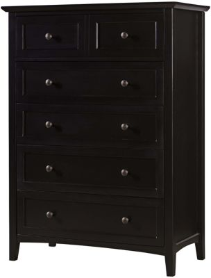Modus Furniture Paragon Black Chest