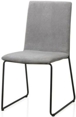 Modus Furniture Baird Gray Side Chair