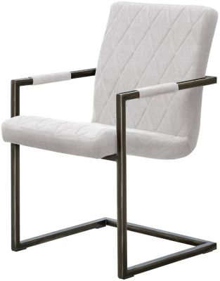 Modus Furniture Gage Beige Side Chair