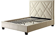 Modus Furniture Geneva Vienne California King Storage Bed
