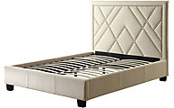 Modus Furniture Geneva Vienne King Storage Bed