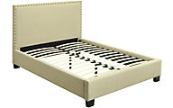 Modus Furniture Geneva Tavel Queen Storage Bed