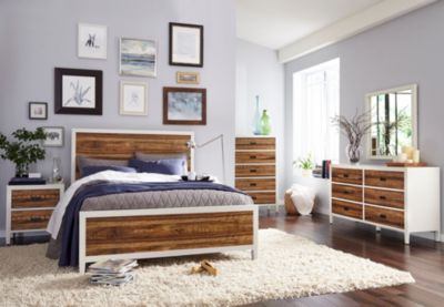 Modus Furniture Montana Queen Bedroom Set