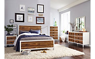 Modus Furniture Montana 4-Piece King Bedroom Set
