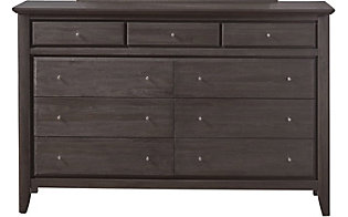 Modus Furniture City II Gray Dresser