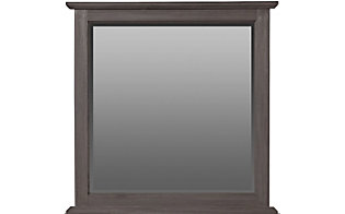 Modus Furniture City II Gray Mirror