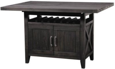 Modus Furniture Yosemite Cantina Table With Wine Rack