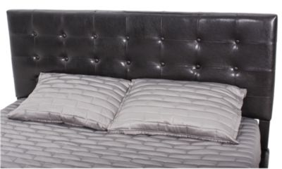 Modus Furniture Ledge Queen Tufted Upholstered Headboard