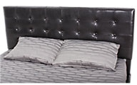 Modus Furniture Ledge Queen Tufted Headboard