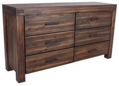 Modus Furniture Meadow Brown Dresser