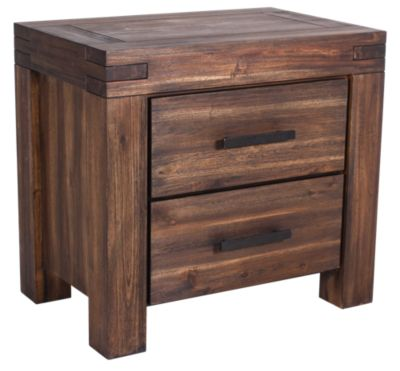 Modus Furniture Meadow Brown Nightstand