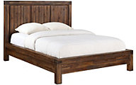 Modus Furniture Meadow Brown Queen Bed