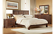 Modus Furniture Meadow 4-Piece Queen Bedroom Set
