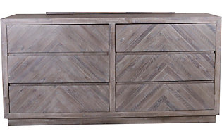Modus Furniture Herringbone Dresser
