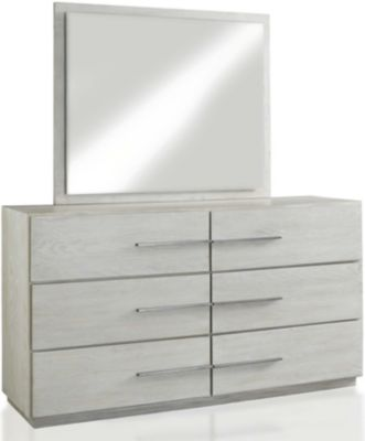 Modus Furniture Destination Dresser with Mirror