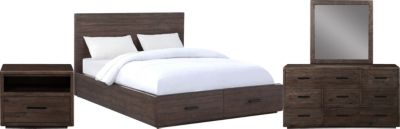 Modus Furniture McKinney King Bedroom Set