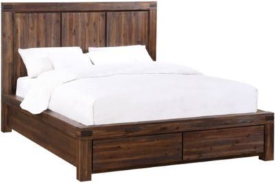 Modus Furniture Meadow Full Storage Bed