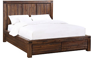 Modus Furniture Meadow King Storage Bed