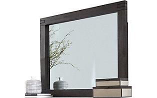 Modus Furniture Meadow Graphite Mirror