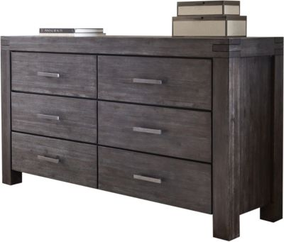 Modus Furniture Meadow Graphite Dresser