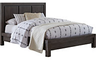 Modus Furniture Meadow Graphite Queen Bed