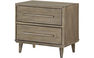 Modus Furniture Spindle Nightstand