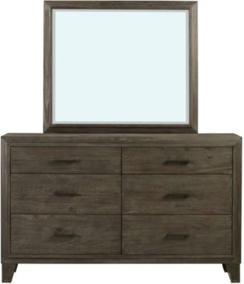 Modus Furniture Hadley Dresser with Mirror