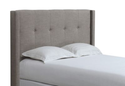 Modus Furniture Geneva Madeleine Queen Upholstered Headboard