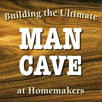 Man Cave Infographic