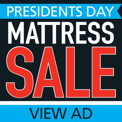 Presidents Day Mattress Sale