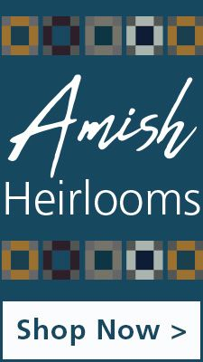 Amish Heirlooms Lookbook