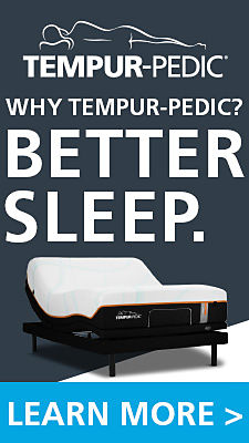 Tempurpedic Feature